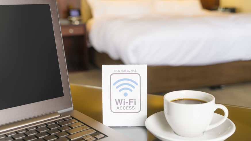 How To Make Hotel WiFi Faster