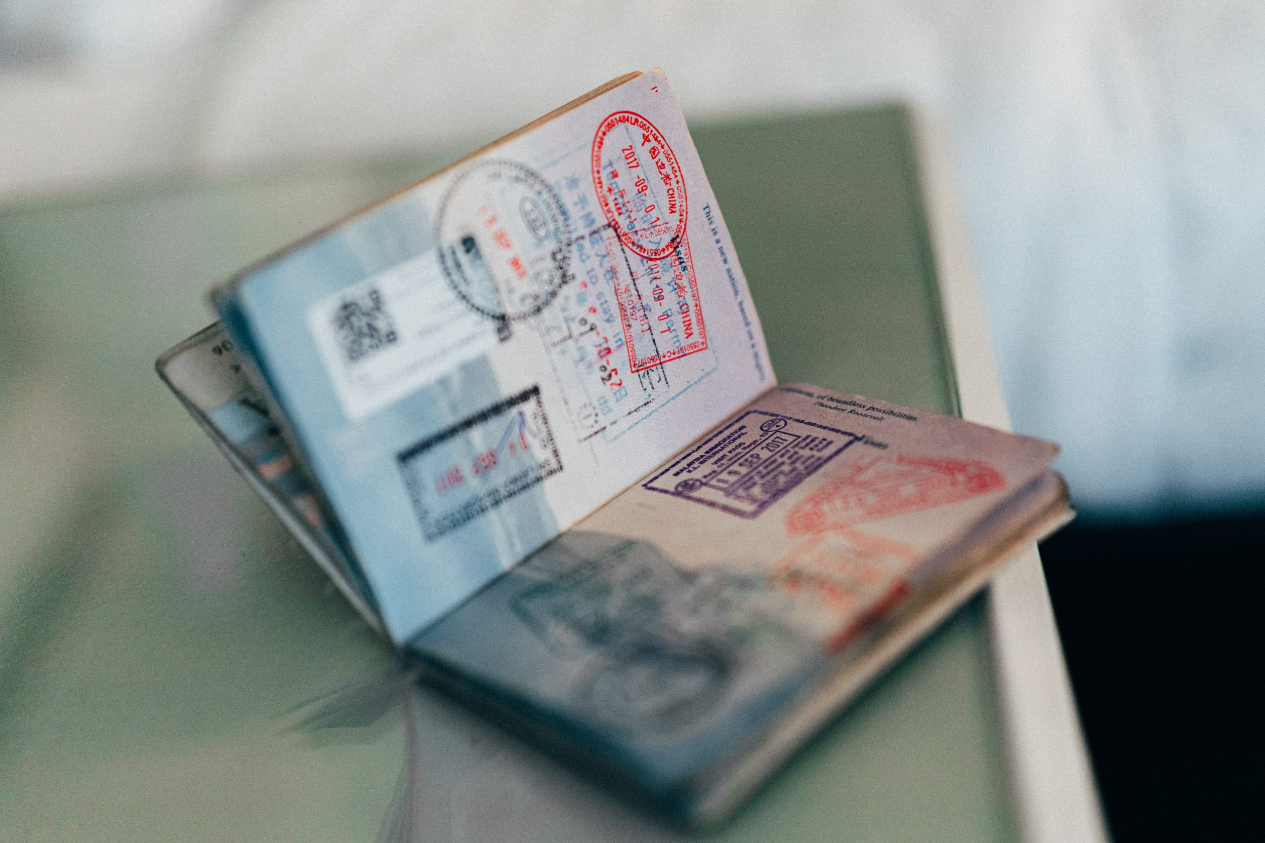 Madagascar from the US get a VISA