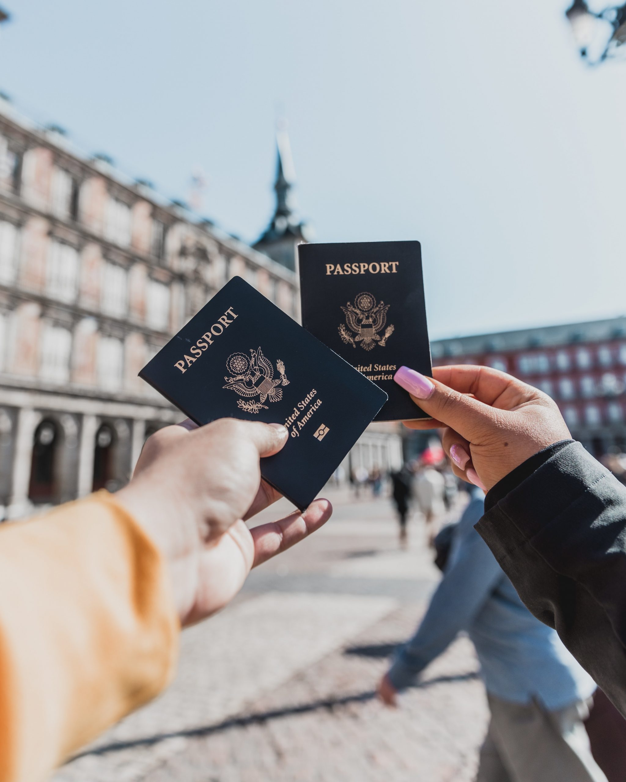 How To Attach a Photo to a Passport Application